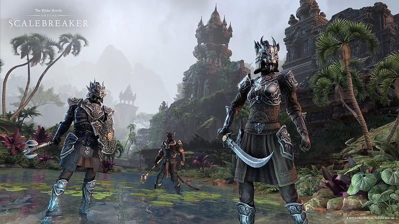 Elder Scrolls Online Scalebreaker DLC, Upcoming Blackwood Expansion 2021